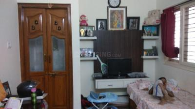 Gallery Cover Image of 1000 Sq.ft 2 BHK Independent Floor for rent in Rajajinagar for 20000