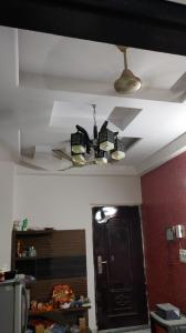 Gallery Cover Image of 850 Sq.ft 1 BHK Independent Floor for rent in Vaibhav Khand for 9000