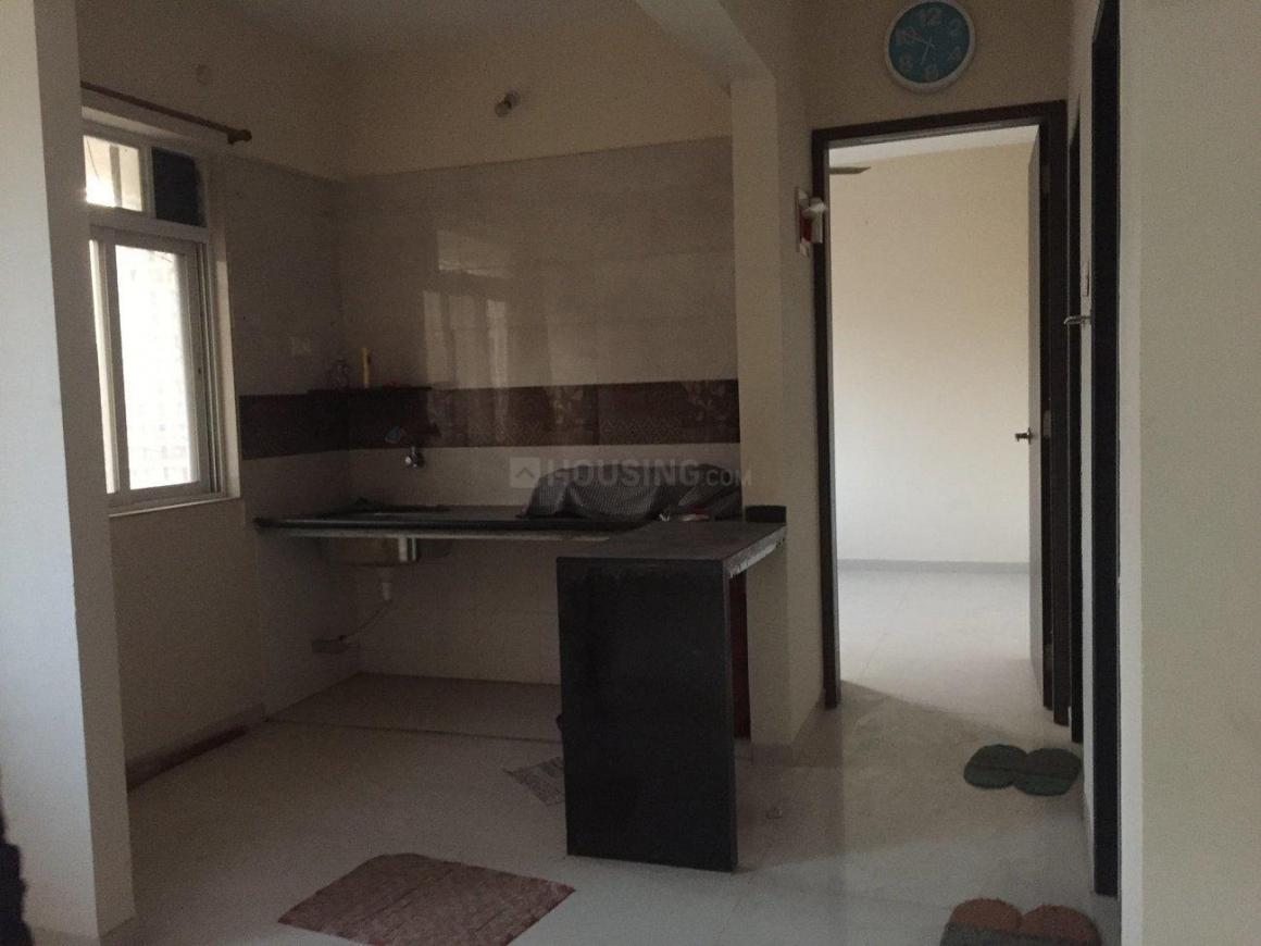 Kitchen Image of 710 Sq.ft 1 BHK Independent House for buy in Ulwe for 7100000