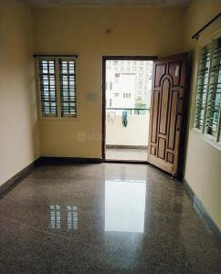 Gallery Cover Image of 400 Sq.ft 1 BHK Independent Floor for rent in Anjanapura Township for 7000