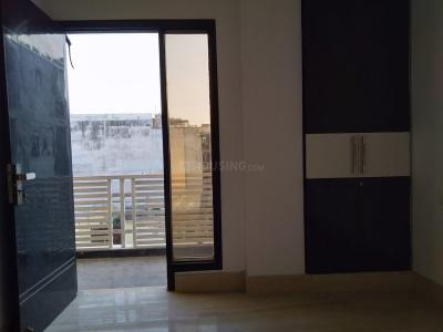 Gallery Cover Image of 750 Sq.ft 1 BHK Independent Floor for rent in Chhattarpur for 12000