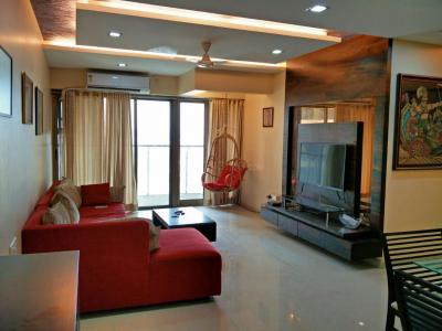 Gallery Cover Image of 2500 Sq.ft 3 BHK Villa for rent in Powai Park Co-opertive Society, Powai for 90000
