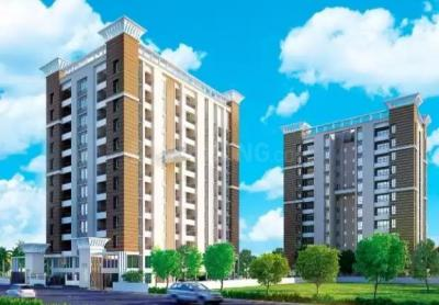 Gallery Cover Image of 792 Sq.ft 3 BHK Apartment for buy in Merlin Next, Sarsuna for 4659000
