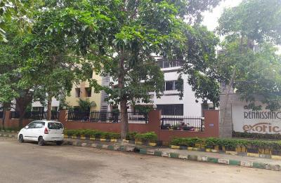 Gallery Cover Image of 1354 Sq.ft 2 BHK Apartment for rent in Jakkur for 23000