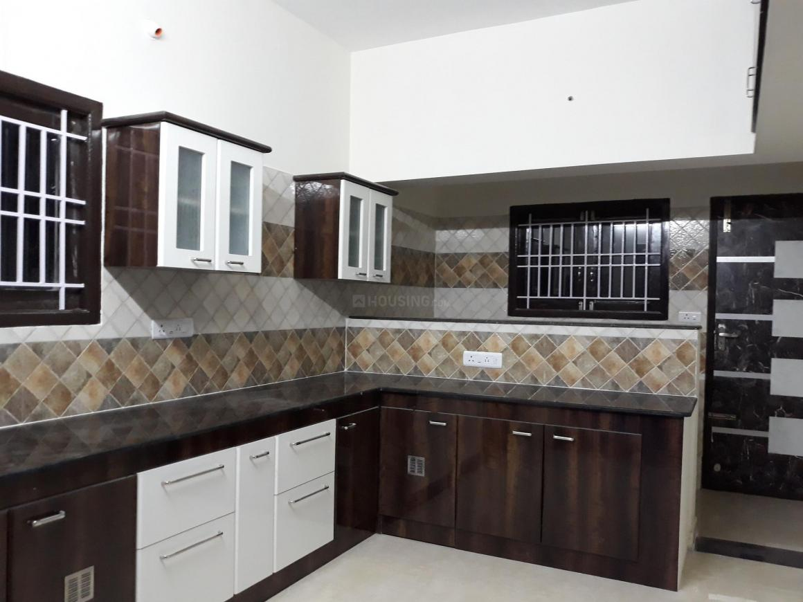 Kitchen Image of 2100 Sq.ft 4 BHK Independent House for buy in Punkunnam for 7000000