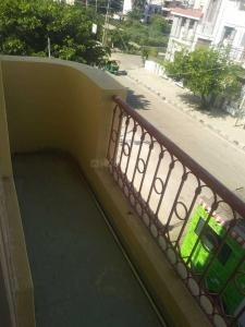 Balcony Image of Rbn PG in Hennur Main Road