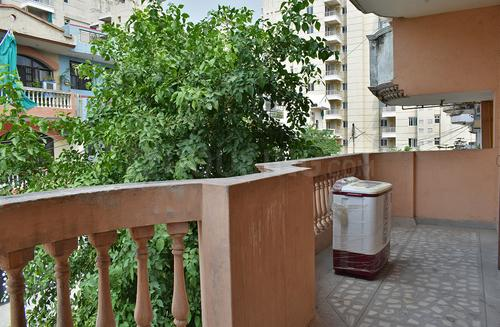 Balcony Image of Nitin House Fbd in Sector 31