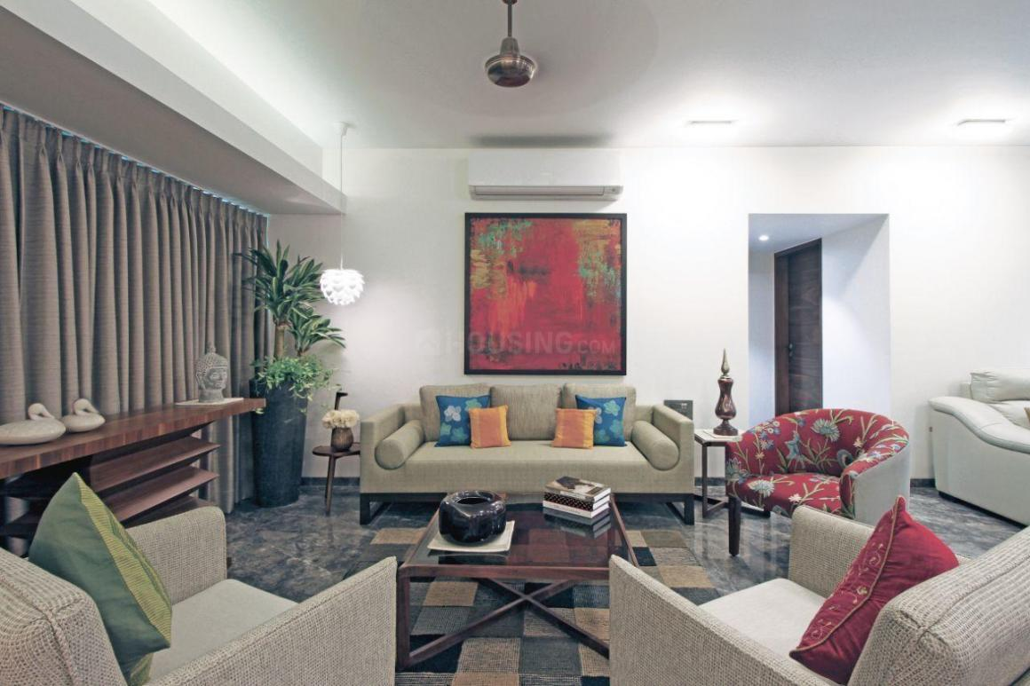 Living Room Image of 3680 Sq.ft 4 BHK Independent Floor for buy in Santacruz West for 140000000