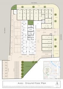 Gallery Cover Image of 1150 Sq.ft 2 BHK Apartment for buy in Pacific Aura, Dombivli East for 10300000