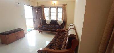 Gallery Cover Image of 1300 Sq.ft 3 BHK Apartment for rent in Murugeshpalya for 23000