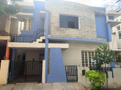 Gallery Cover Image of 2200 Sq.ft 3 BHK Independent House for rent in Battarahalli for 27500