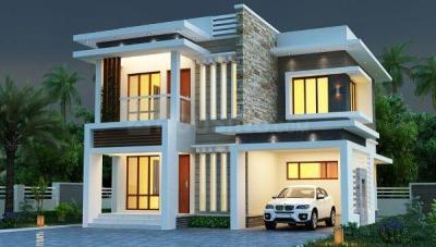 Gallery Cover Image of 2000 Sq.ft 3 BHK Villa for buy in Puthurkkara for 6500000