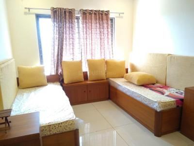 Gallery Cover Image of 1500 Sq.ft 3 BHK Independent Floor for rent in Bhugaon for 35000