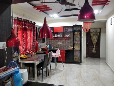 Gallery Cover Image of 1300 Sq.ft 2 BHK Apartment for rent in Chandanagar for 26000