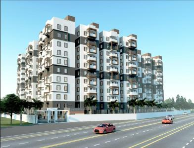 Gallery Cover Image of 1290 Sq.ft 2 BHK Apartment for buy in Nallagandla for 4771000