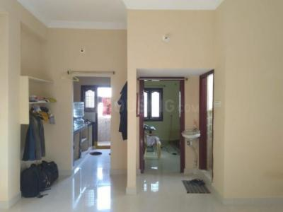 Gallery Cover Image of 700 Sq.ft 1 BHK Independent Floor for rent in Neeladri Nagar for 6500