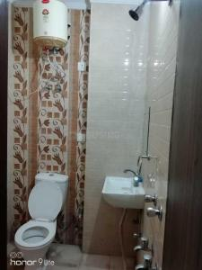Common Bathroom Image of PG For Girls in Govindpuri