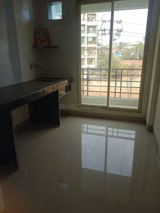 Kitchen Image of 620 Sq.ft 1 BHK Apartment for rent in Badlapur East for 4500
