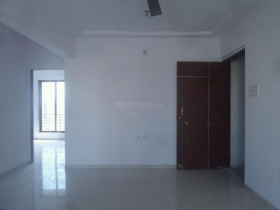 Gallery Cover Image of 719 Sq.ft 1 BHK Apartment for rent in Serene Daffodils, Ulwe for 7500