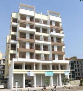 Gallery Cover Image of 635 Sq.ft 1 BHK Apartment for buy in Ulwe for 4400000
