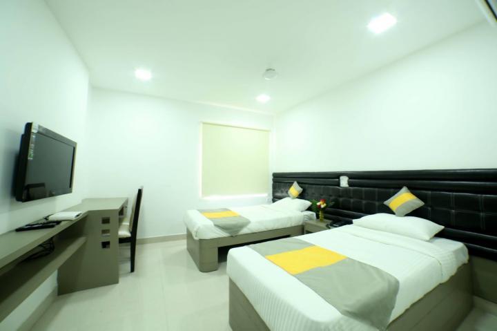 Bedroom Image of La Riviera Suites in Madhapur