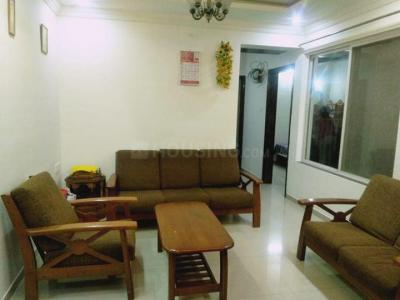 Gallery Cover Image of 1545 Sq.ft 3 BHK Apartment for rent in Wakad for 27000