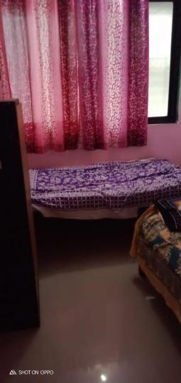 ऐरोली में श्री स्वामी समर्था अकॉमोडेशन के बेडरूम की तस्वीर