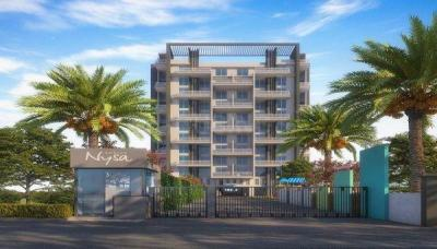 Gallery Cover Image of 980 Sq.ft 2 BHK Apartment for buy in Sukhwani Nysa, Ravet for 4700000