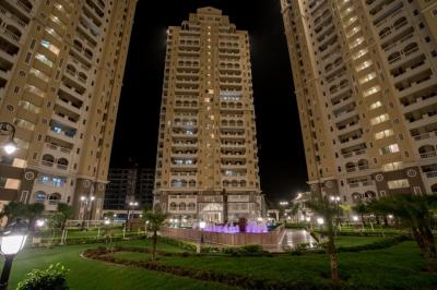 Gallery Cover Image of 1750 Sq.ft 3 BHK Apartment for buy in Purvanchal Royal City, Chi V Greater Noida for 8200000