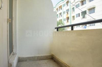 Balcony Image of Flat 203, Sapthagiri Apartment in Ejipura