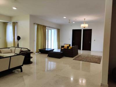 Gallery Cover Image of 6652 Sq.ft 4 BHK Apartment for rent in Prestige White Meadows, Whitefield for 175000
