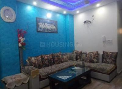 Gallery Cover Image of 720 Sq.ft 3 BHK Independent Floor for rent in Uttam Nagar for 20000