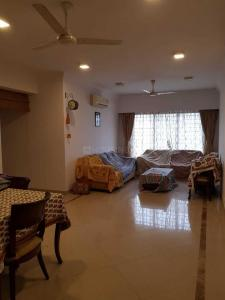 Gallery Cover Image of 1400 Sq.ft 3 BHK Apartment for rent in Goregaon East for 80000