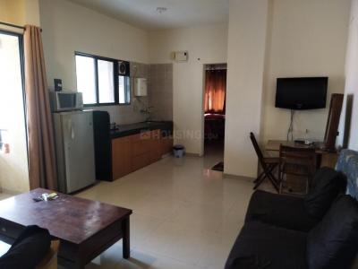 Gallery Cover Image of 600 Sq.ft 1 RK Apartment for rent in Koregaon Park for 30000