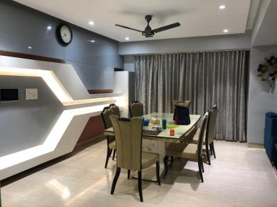 Gallery Cover Image of 4400 Sq.ft 4 BHK Apartment for rent in Safal Paarijat Residences, Bodakdev for 110000