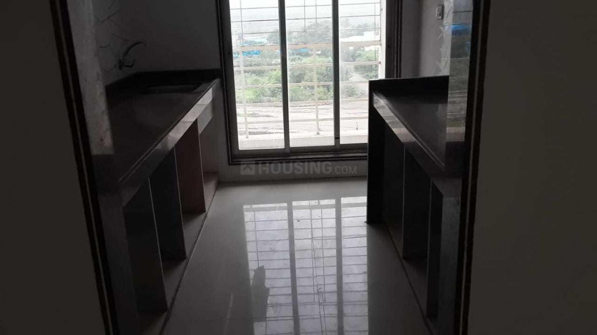 Kitchen Image of 1000 Sq.ft 2 BHK Apartment for buy in Ulwe for 8000000