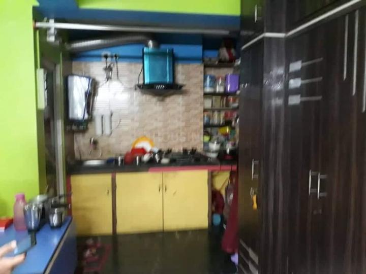 Kitchen Image of 400 Sq.ft 1 BHK Apartment for rent in Barrackpore for 10000