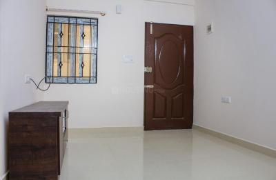 Gallery Cover Image of 500 Sq.ft 1 BHK Independent House for rent in Munnekollal for 13600