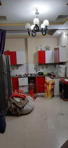Gallery Cover Image of 550 Sq.ft 1 BHK Independent Floor for rent in Shahberi for 9000