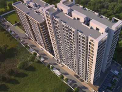 Gallery Cover Image of 950 Sq.ft 2 BHK Apartment for buy in Dhayari for 5600000