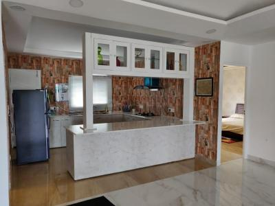 Gallery Cover Image of 1500 Sq.ft 3 BHK Independent House for rent in Sector 135 for 40000
