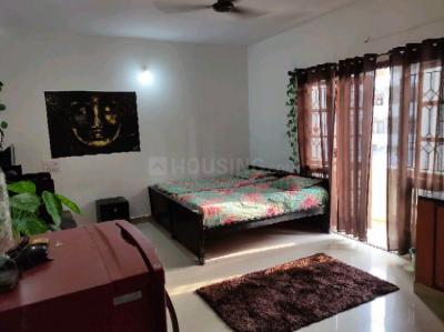 Gallery Cover Image of 500 Sq.ft 1 RK Independent Floor for rent in Hebbal for 10000