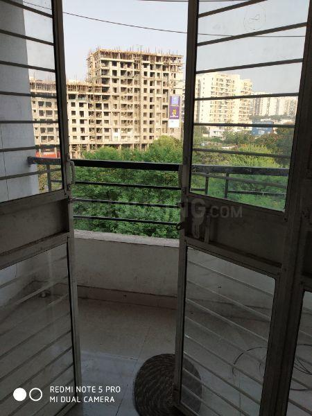 Living Room Image of 585 Sq.ft 1 BHK Apartment for rent in Narhe for 7000