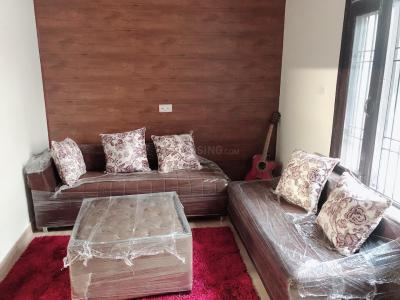 Gallery Cover Image of 450 Sq.ft 1 BHK Independent Floor for buy in Dhakoli for 1650000