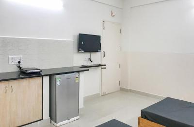 Gallery Cover Image of 150 Sq.ft Studio Apartment for rent in Mahadevapura for 18000