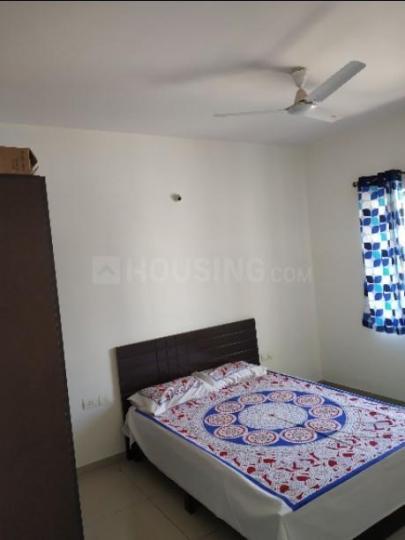 इलेक्ट्रॉनिक सिटी में 3बीएचके अपार्टमेंट के बेडरूम की तस्वीर