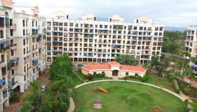 Gallery Cover Image of 1000 Sq.ft 2 BHK Apartment for rent in Moraj Riverside Park, Panvel for 16000
