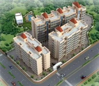 Gallery Cover Image of 1020 Sq.ft 2 BHK Apartment for buy in Shubham Jijai Angan, Taloje for 4865000