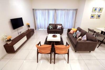 Gallery Cover Image of 2300 Sq.ft 3 BHK Apartment for buy in Amaya 78 at Gokuldham, Shantipura for 14000000
