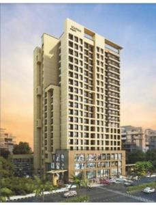 Gallery Cover Image of 645 Sq.ft 1 BHK Apartment for buy in Hasti Parvati Heights, Padle Gaon for 3200000